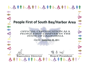 PeopleFirstSouthBayCertification